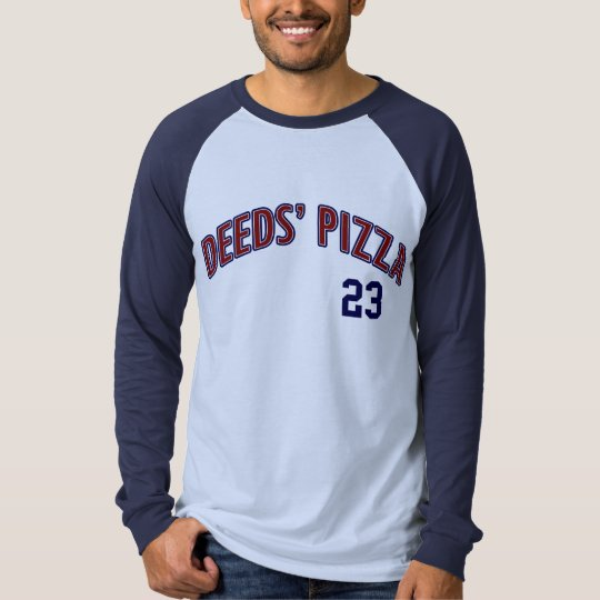 Deeds Pizza, Funny Movie T-Shirt