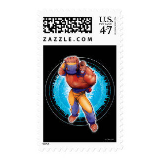 DeeJay 2 Postage Stamp