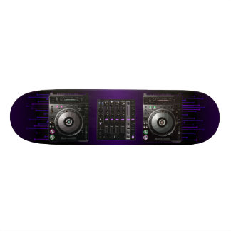 DeeJay Deck Skateboard