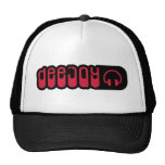 DeeJay Mesh Hat