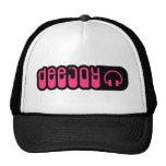 DeeJay Mesh Hats