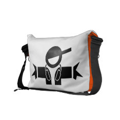 Deejay messenger bag | Dj Gear at Zazzle