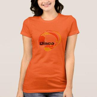 deejay music headphones - disco T-Shirt
