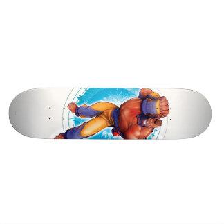 DeeJay Skateboard Deck