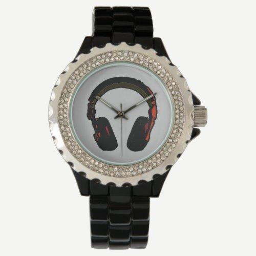 deejay timepiece wristwatch