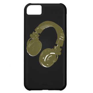 deejays headphone iPhone 5C cover