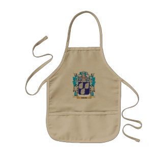 Deen Coat of Arms - Family Crest Kids' Apron