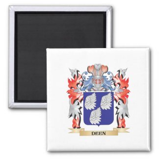Deen Coat of Arms - Family Crest Magnet