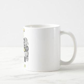Deen Classic White Coffee Mug