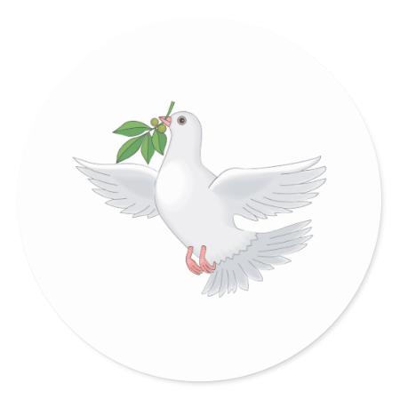 Deena Dove Stickers