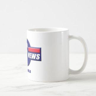 Deep6News Logo Coffee Mugs