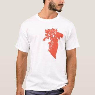 deep bleeding heart shirt