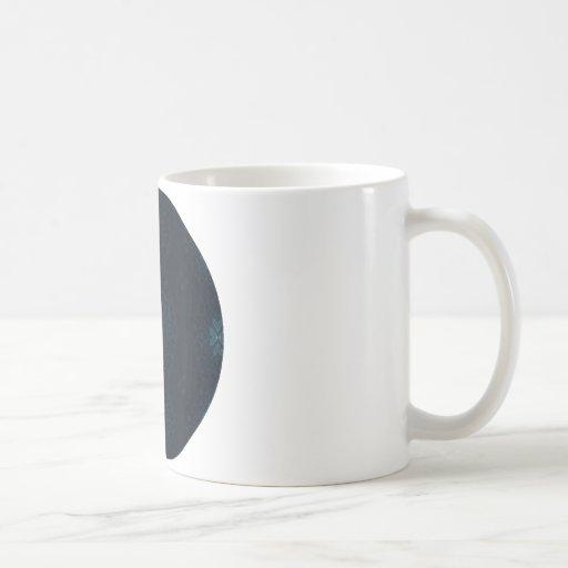 Deep Blue Beauty Mug