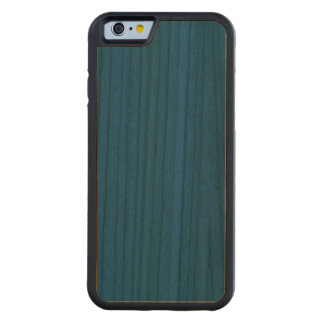 Deep Blue Cherry Wood Carved® Cherry iPhone 6 Bumper Case