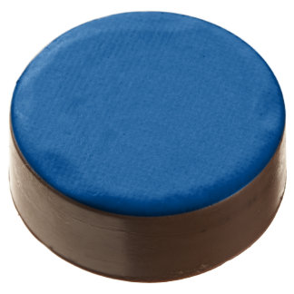 Deep Blue Chocolate Covered Oreo