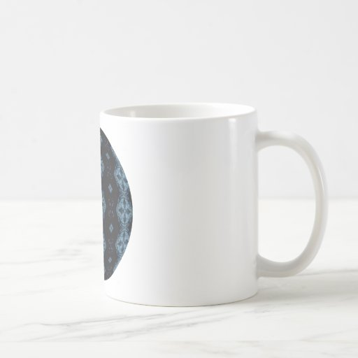 Deep Blue Darkness Coffee Mug