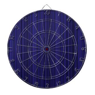 Deep blue lines dart boards