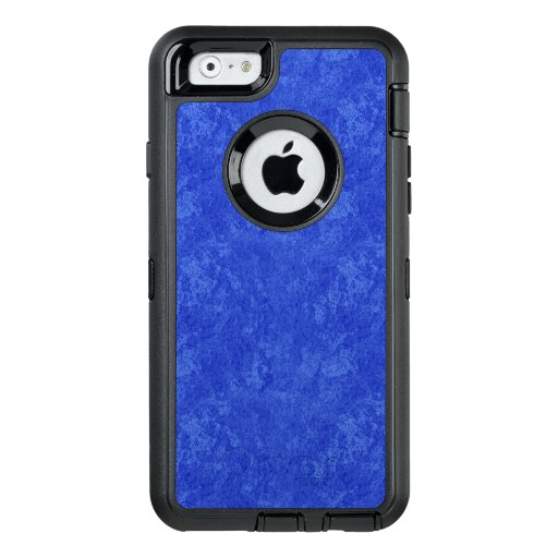 Deep Blue Marble Look OtterBox iPhone 6/6s Case