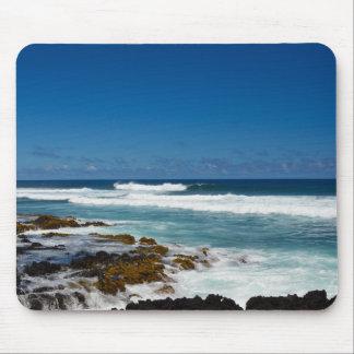 Deep Blue Ocean Mouse Pad