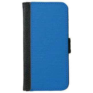"""Deep Blue"" iPhone 6 Wallet Case"