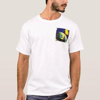 Deep Blue Pocket T-Shirt