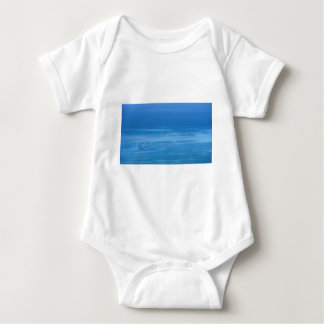 deep blue sea baby bodysuit