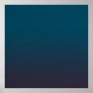 Deep Blue Sea Backdrop Canvas Poster