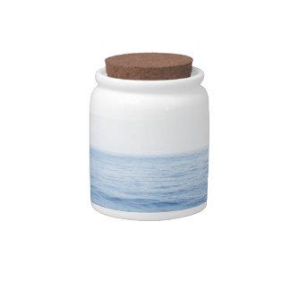 deep blue sea candy jar