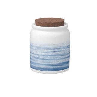 deep blue sea candy jars