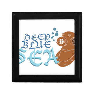 Deep Blue Sea Gift Box
