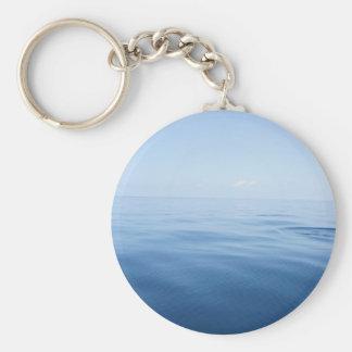deep blue sea keychain
