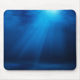 Deep Blue Sea Mouse Pad