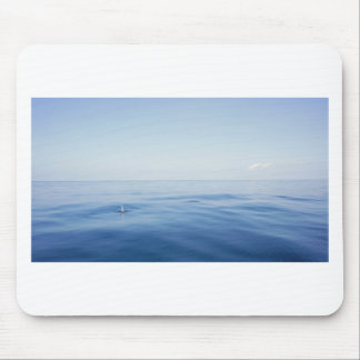 deep blue sea mouse pad