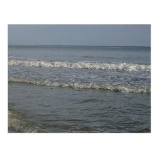 Deep Blue Seas Postcard