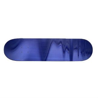Deep Blue skateboard