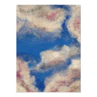 DEEP BLUE SKY ~ CARD