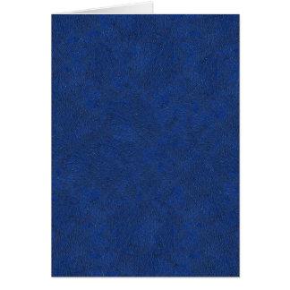 DEEP BLUE SKY (have you ever seen a bluer sky?) ~ Card