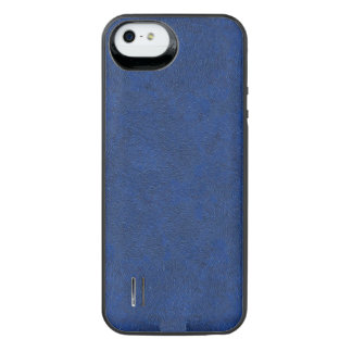 DEEP BLUE SKY (have you ever seen a bluer sky?) ~ iPhone SE/5/5s Battery Case