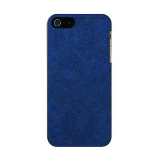 DEEP BLUE SKY (have you ever seen a bluer sky?) ~ Metallic Phone Case For iPhone SE/5/5s