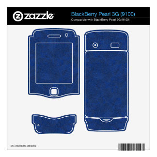 DEEP BLUE SKY (have you ever seen a bluer sky?) ~ Skin For BlackBerry