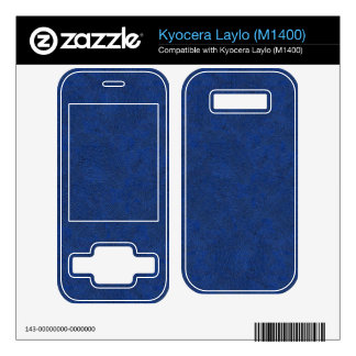 DEEP BLUE SKY (have you ever seen a bluer sky?) ~ Decal For Kyocera Laylo