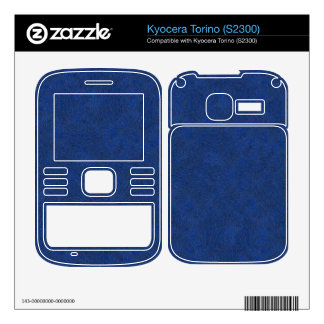 DEEP BLUE SKY (have you ever seen a bluer sky?) ~ Kyocera Torino Decal