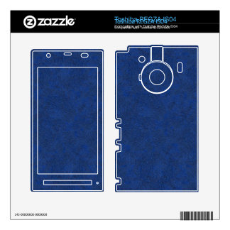 DEEP BLUE SKY (have you ever seen a bluer sky?) ~ Toshiba REGZA Decals