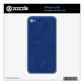 DEEP BLUE SKY (have you ever seen a bluer sky?) ~ Skin For The iPhone 4S