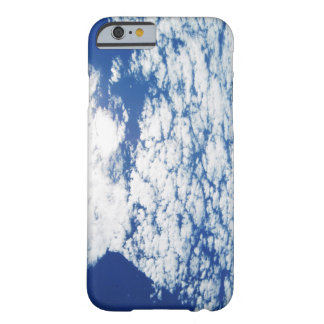 Deep Blue Sky & Morning Clouds Barely There iPhone 6 Case