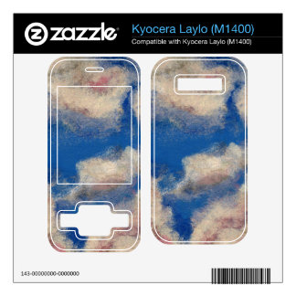 DEEP BLUE SKY ~ SKINS FOR KYOCERA LAYLO