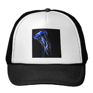 Deep Blue Trucker Hat