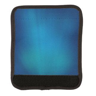 Deep Blue Underwater Glow Luggage Handle Wrap