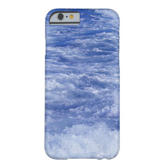 Deep Blue Water with Slpashes - iPhone 6 Case