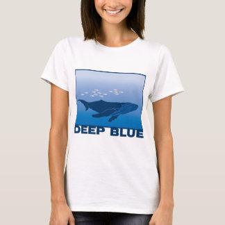 Deep Blue Whale T-Shirt